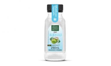3c0b365d1 Campo Largo apresenta nova embalagem de água de coco